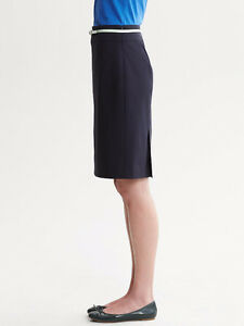 85% off Banana Republic Classic Pencil Skirt StraightLineStretch