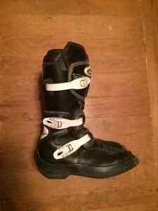Alpinestars Youth Motocross Boots Size 3