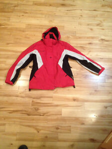AS NEW LADIES  FAR WEST PERFORMANCE GORTEX SHELL - MUST SELL