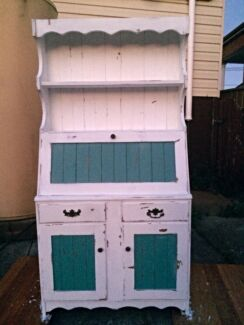 Buffet hutch desk shabby chic cabinet DELIVERY AVAIL Eastwood Ryde Area Preview