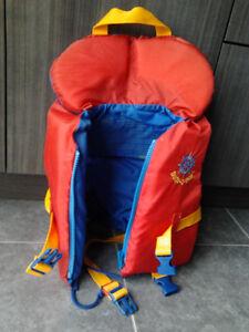 Infant vest for swimming