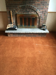WOOD FIREPLACE EQUIPMENT