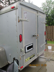 Enclosure 8X5 Trailer 4 sale