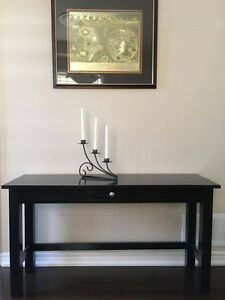 Solid wood hallway table - EXCELLENT condition! Made in EU