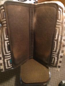 Weaver contour pad