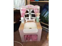 HoneyHome Le Toy Van Wooden Kitchen Sink