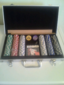 Poker anyone tonight first best offer takes it