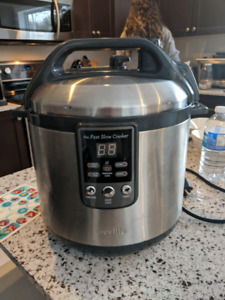 Breville Fast slow cooker   like instant pot
