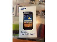 New Samsung Galaxy Ace 2 unlocked £65