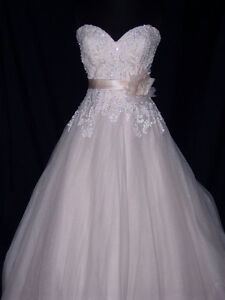 Amazing wedding dresses available at Savvy Bridal Consignment London Ontario image 3