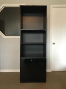 Armoire/bibliothèque noire