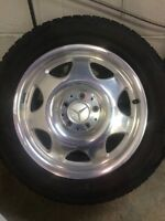 "5x112 Volkswagen Vanagon 16"" Mercedes Benz alloys"
