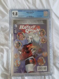 Harley Quinn #26 CGC 9.8 - 1st appearance & origin of Red Tool