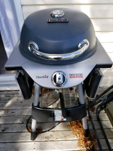 Charbroil electric BBQ barely used