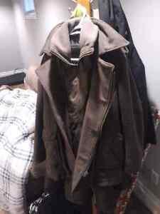 Mens superdry jpn regiment coat