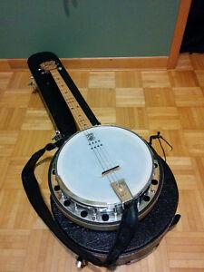 Banjo ténor Deering