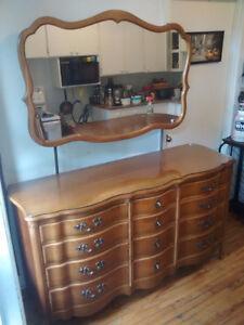 3 piece antique bedroom set