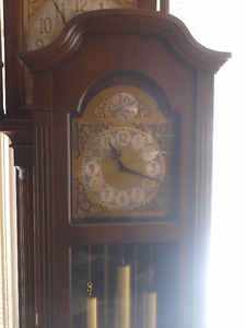 Grandfather - Grandmother Clock - True Weight Driven Movement London Ontario image 3