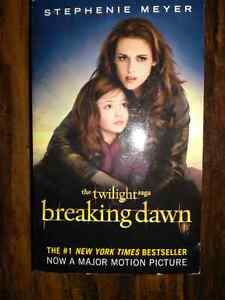The Twilight Saga Breaking Dawn by Stephenie Meyer