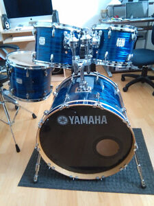 Drum Batterie Yamaha Maple Custom Definitive