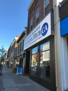 Office and meeting room space in downtown Napanee