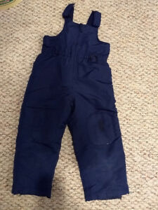Snow pants size 5T