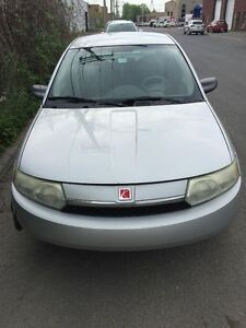 2003 Saturn ION Berline level 3 !!!  mecanique A1!! Nego