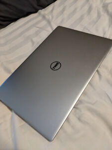 Dell xps 13 9343 4k touchscreen i7 8g ram mint condition