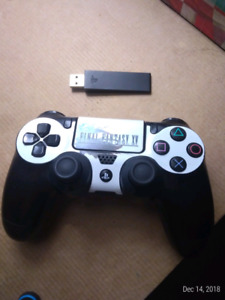 Ps4 Controller + Official Wireless adapter