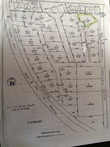 1.10 Acre Lot for Sale At Candle Lake