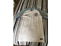 England Nike Home Shirt