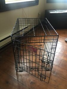 Cage pour chien (ou chat) / Dog crate