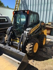 For Sale 2014 New Holland L220 skid steer
