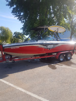 Boat for hire with licensed operator
