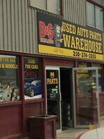D&G Gill Used Auto Parts Warehouse