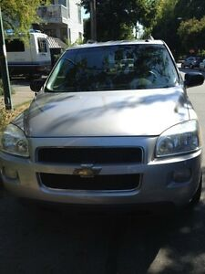 2006 Chevrolet uplander - great van!