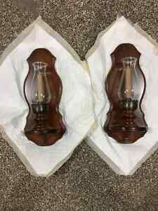 Great Wall sconces