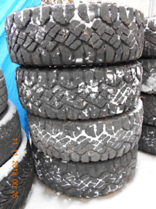 ALL SEASON 10 PLY LOAD RANGE E TRUCK TIRE SETS CALL 204-995-5293