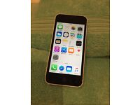 IPhone 5c White UNLOCKED TO ANY NETWORK