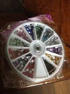 Jewels for stampin projects