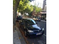 Vauxhall Astra 2002 Blue 63K mileage great runner at cheap price