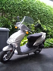 scooter kymco vitality  2 temps, 2008