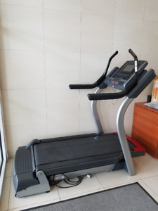 TAPIS ROULANT - INCLINE TRAINER