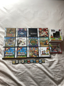 Great DS Games and Consoles