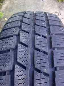 175/65/15 Continental Winter Contact180s tires.