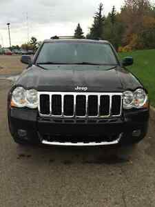 2008 Jeep Grand Cherokee Limited SUV, Crossover Strathcona County Edmonton Area image 2