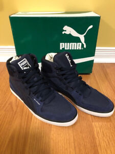 Brand New! Puma Men Basketball shoes - Sky Street Vulc