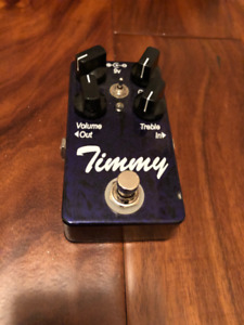 PaulC Audio Timmy Pedal