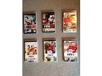 FIFA PSP Games