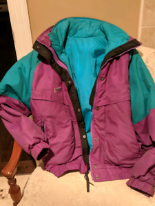 Womens Columbia Ski Jacket